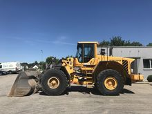 2011 Volvo L 150 F Wheel loader
