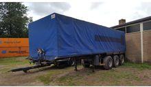 Trax heavy transport Curtainsid