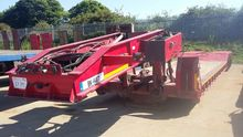 2005 King, GTL 70 Low loader se