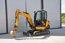 2016 JCB 8026 Mini excavator