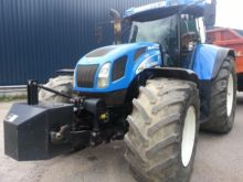 2008 New Holland T 7550 Farm tr