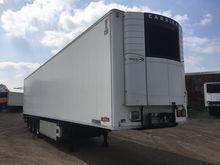 Refrigerator semi-trailer