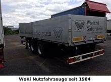 2001 Schmitz Cargobull Baustoff