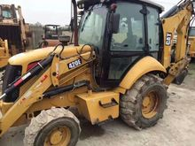 2012 CATERPILLAR 420 E Backhoe