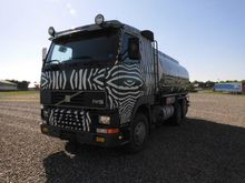 1997 Volvo FH16 Tank truck for