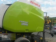 2009 CLAAS Variant 385 RC, Repa