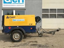 2005 Compair C38G Air compresso