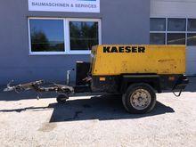 2001 Kaeser M32 Air compressor