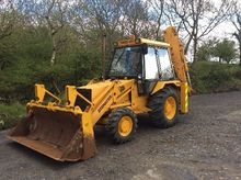 1992 JCB 3CX Backhoe loader