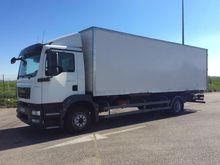 2014 MAN TGM 4x2 Container tran
