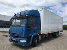 2004 Iveco 120E24 Box truck