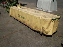 2001 Krone AM 323 S Mower