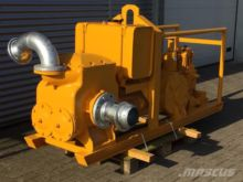 2015 Geho WATERPUMPS ZD900, HAT