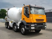 2008 Iveco Trakker 410 - INTERM