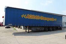 2006 Schmitz Cargobull Gardine