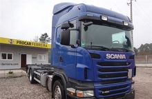 2011 Scania R R 420 Container t