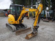 2012 JCB 8025 ZTS Mini excavato