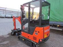 2017 HITACHI ZX 19U-5A mini exc