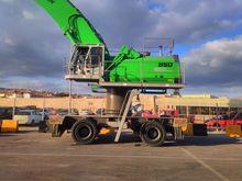 2015 SENNEBOGEN 850M Waste/ ind