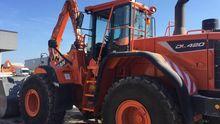 2016 DOOSAN DL 420-5 Wheel load