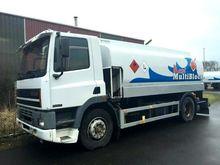1997 DAF 85 4 x 2 Tank truck