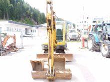 2002 Yanmar VIO 55 Mini excavat