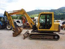 2003 Takeuchi TB175 Mini excava