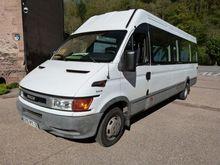 2003 Iveco Daily 50C15 Minibus
