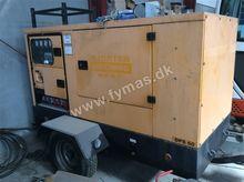 2007 Gesan DPS 60 Generator set
