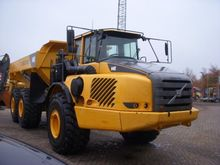 2010 VOLVO A40E Articulated dum