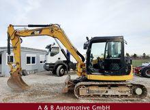 2011 CAT 308D CR Mini excavator