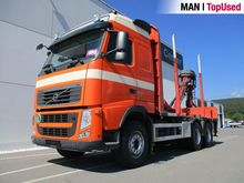 2009 Volvo FH13-520 Timber tran