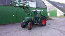 2009 Fendt 208 P Mini tractor