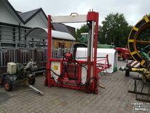 Kuilvoersnijder Silo equipment