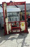 Trioliet TU170 Silo equipment