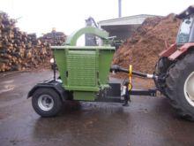 2013 Pezzolato PTH 400 Wood chi