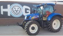 2011 New Holland T6020 ELITE Lo
