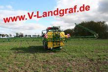 2017 Unia Lux 1015 tractor moun