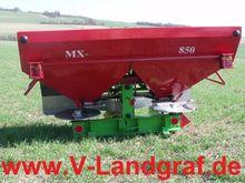 2017 Unia MX 850 fertilizer spr