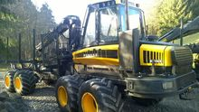 2014 PONSSE Buffalo Forwarder