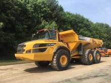2015 VOLVO A40G Articulated dum