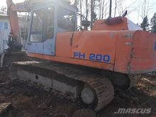 1988 FIAT-HITACHI FH 200 Crawle