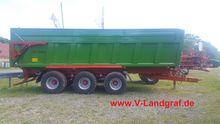 2017 Pronar T682 farm tipping t