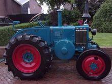 1943 Lanz Bulldog 25 PK Wheel t