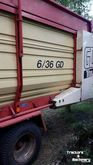 Krone 6/36GD Self-loading wagon