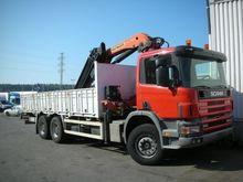 2002 Scania 94 C 260 6X4 Dropsi