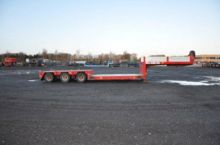 2005 Broshuis Tiefbett Low load
