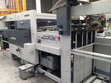Used 1981 BOBST 102