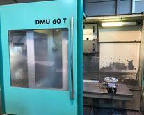 1997 DECKEL MAHO DMG DMU 60 T