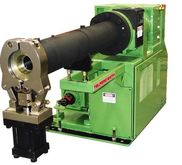 Extruding Machines for Rubber [